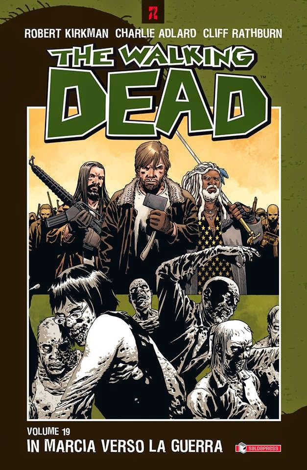 The Walking Dead #19 - In marcia verso la guerra