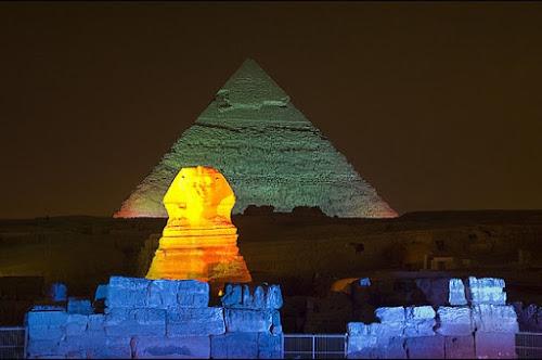 Cientistas descobriram algo misterioso na Grande Pirâmide de Gizé