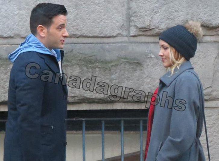 Arrow - Episode 3.14 - The Return - Set Photos