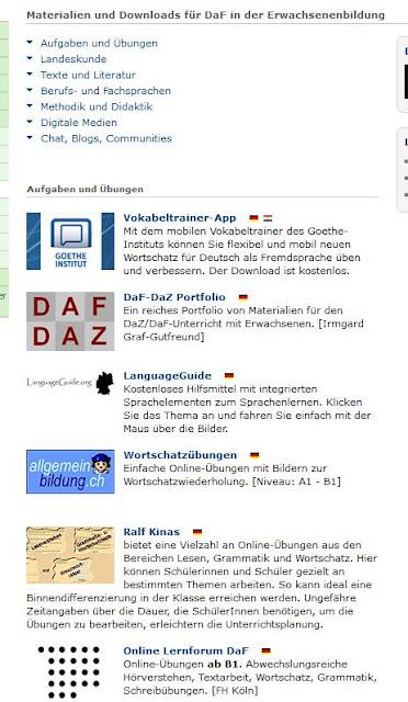http://www.goethe.de/ins/eg/kai/lhr/mat/erw/deindex.htm