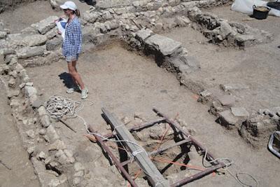 Μια σπουδαία πόλη της αιγιακής Θράκης αποκαλύπτεται βήμα-βήμα