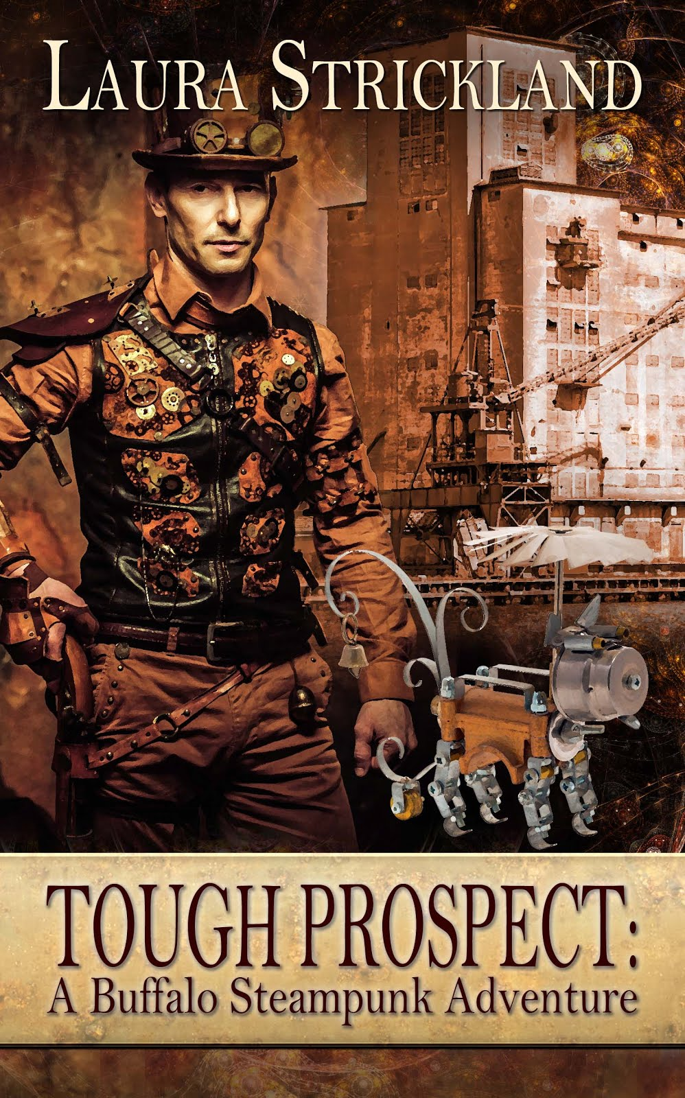 Tough Prospect: A Buffalo Steampunk Adventure