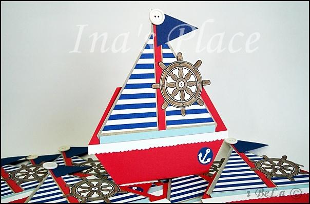 Ina's Place Invitations & Party Supplies: Invitación temática ...