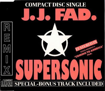J.J. Fad – Supersonic (Remix) (CDS) (1988) (320 kbps)