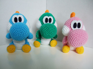 Free Amigurumi Downloads : Free amigurumi patterns baby dinosaurs crochet pattern