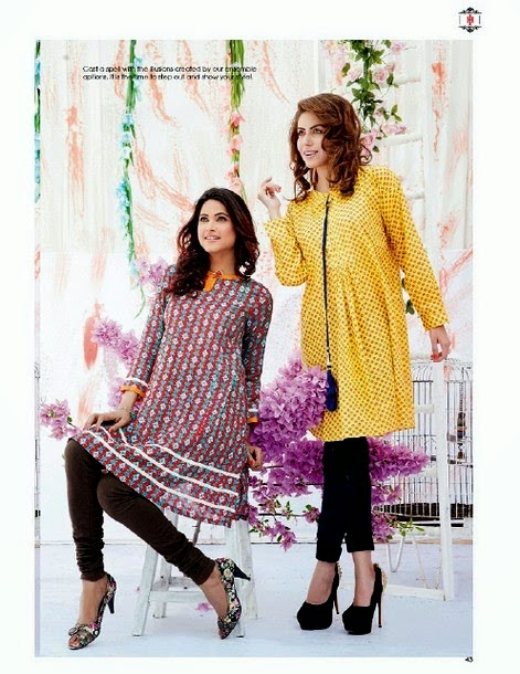House of Ittehad Summer Collection