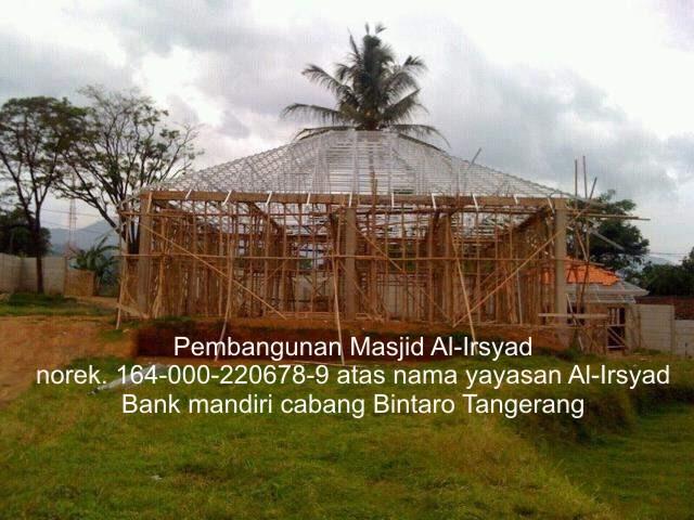Pembangunan Masjid Al-Irsyad
