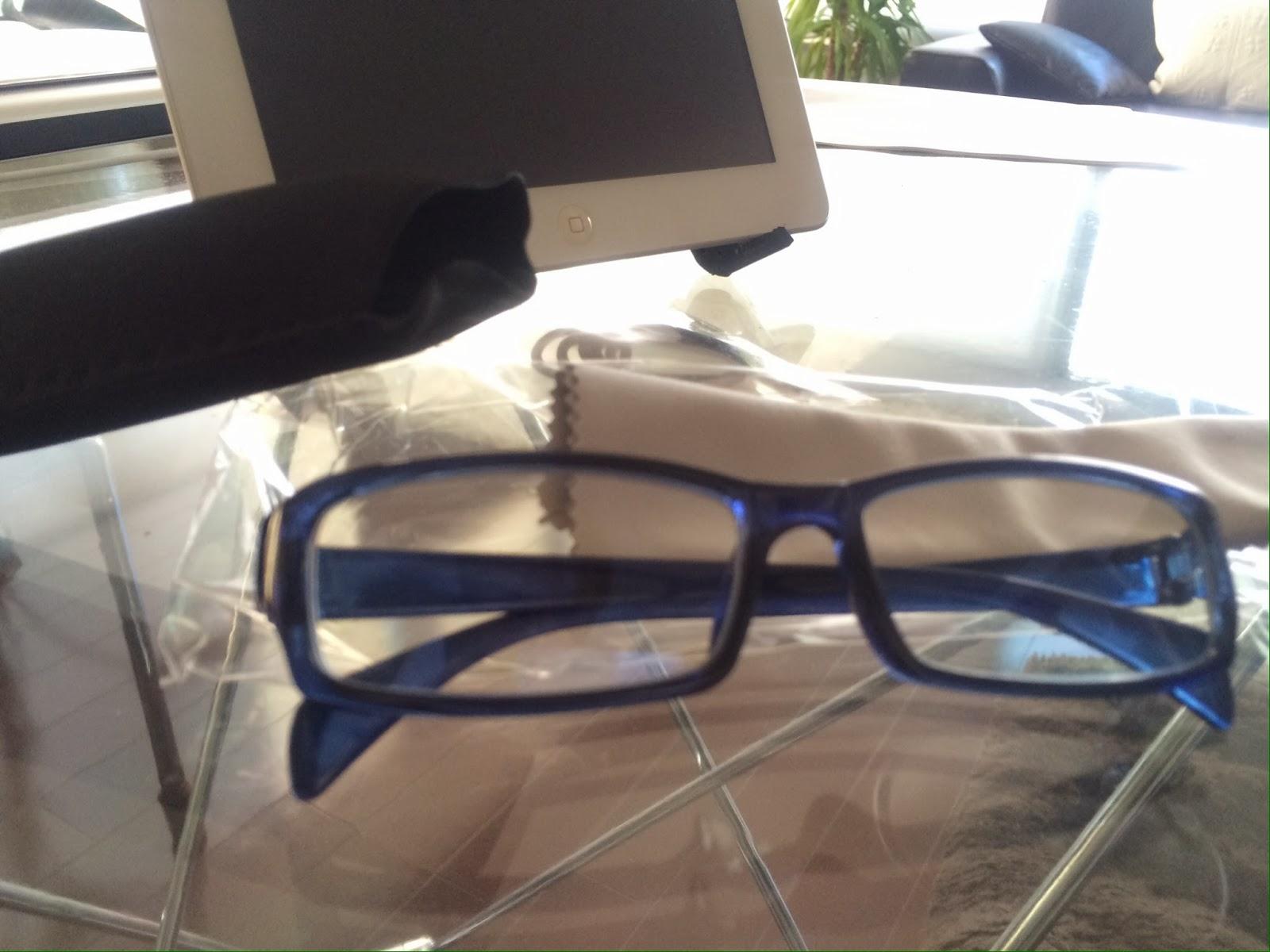 楽天で激安のブルーライトカットメガネを調達