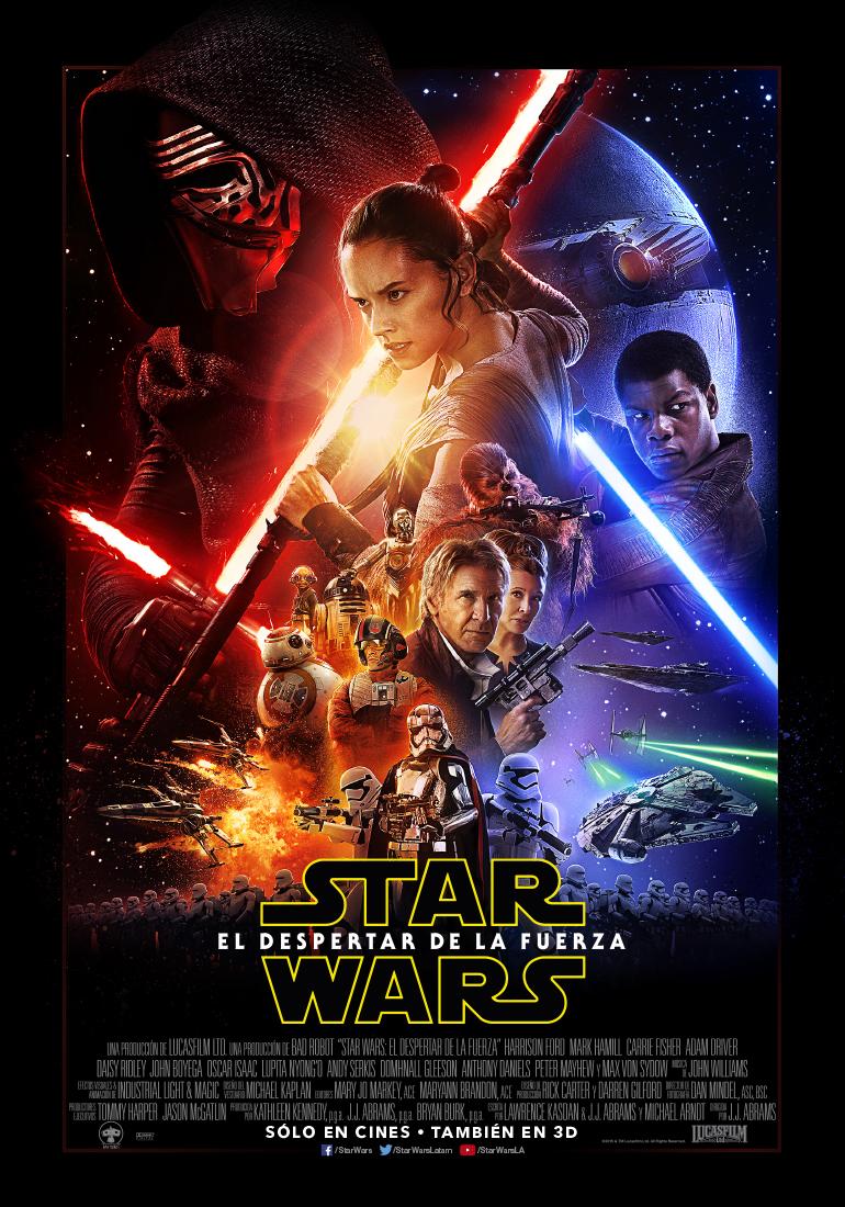 Descargar Star Wars: El despertar de la Fuerza
