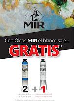 2+1 óleo y acrílico MIR