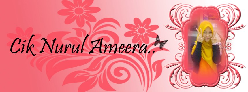 ameera here. :)