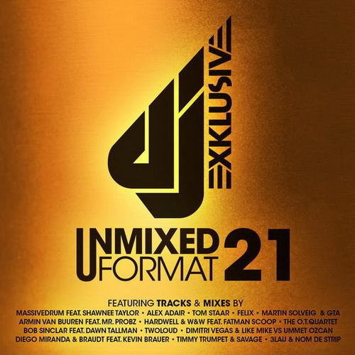 DJ Exklusive 21 (2015)