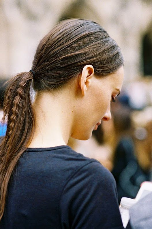Trendy Crimped Hairstyles The Haircut Web