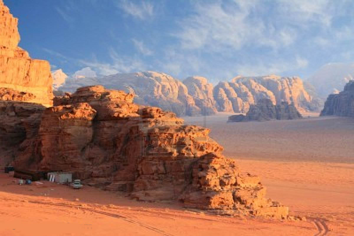 Travel Trip Journey: Wadi Rum Jordan
