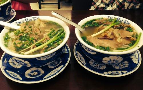 Gọi tên phố Hà Nội qua các món ăn