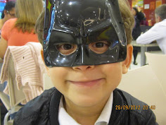Meu pequeno Super Heroi