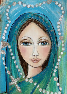 http://fineartamerica.com/featured/mary-with-white-rosary-beads-denise-daffara.html