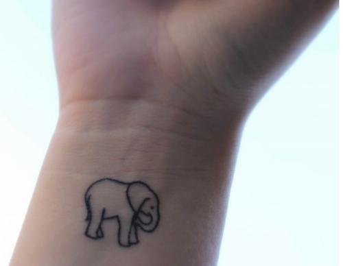 Cute Tattoos Tumblr Girls