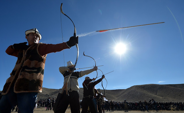 Kyrgyzstan - The Hunting Festival