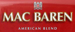 MAC BAREN AMERICAN BLEND ( マックバレン アメリカン ブレンド ) のパッケージ画像