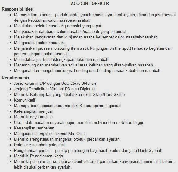 bursa-loker-bank-bca-semarang-terbaru-maret-2014