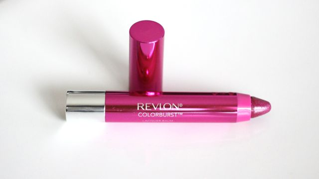 Revlon ColorBurst Lacquer Balm Swatches in Whimsical