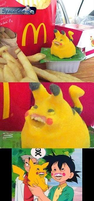 funny Pikachu things humor