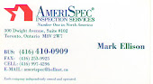 Oakville Home Inspection Services Mark Ellison AmeriSpec Home Inspector Oakville in Oakville
