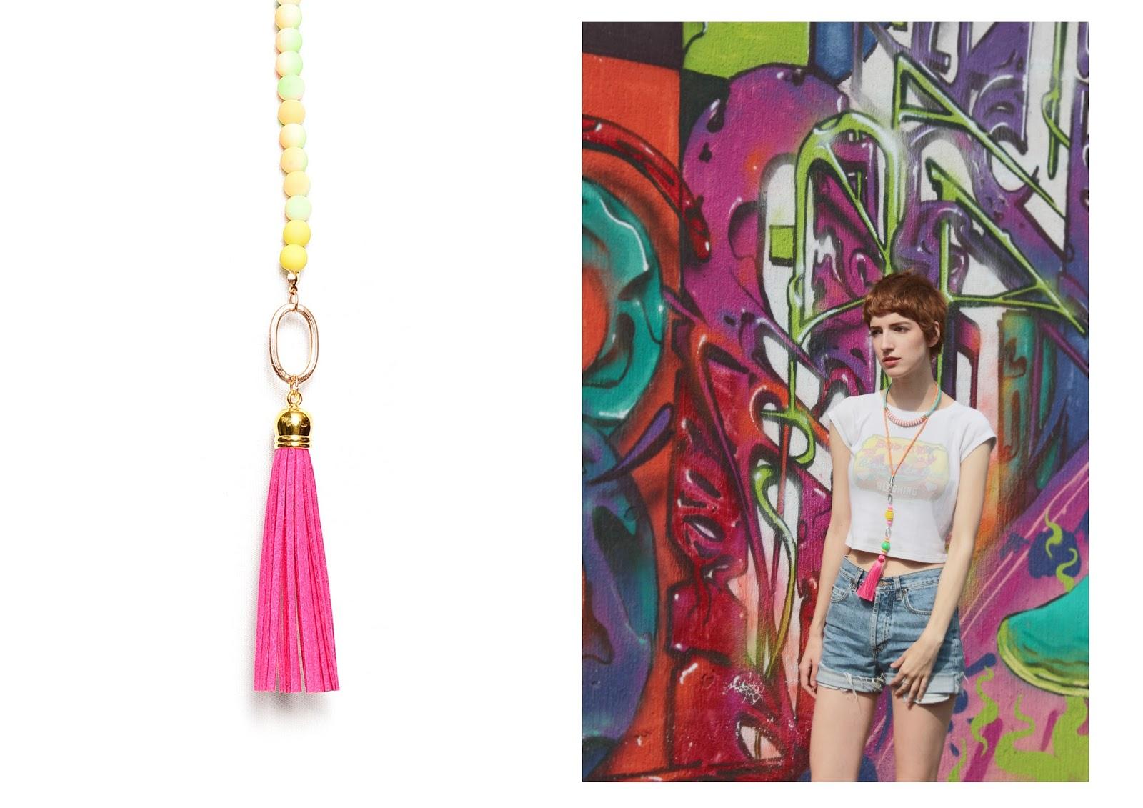 City Fashion Jewellery : Street Art Meets Street Fashion