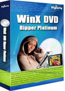 Download WinX DVD Ripper Platinum 6.0.2