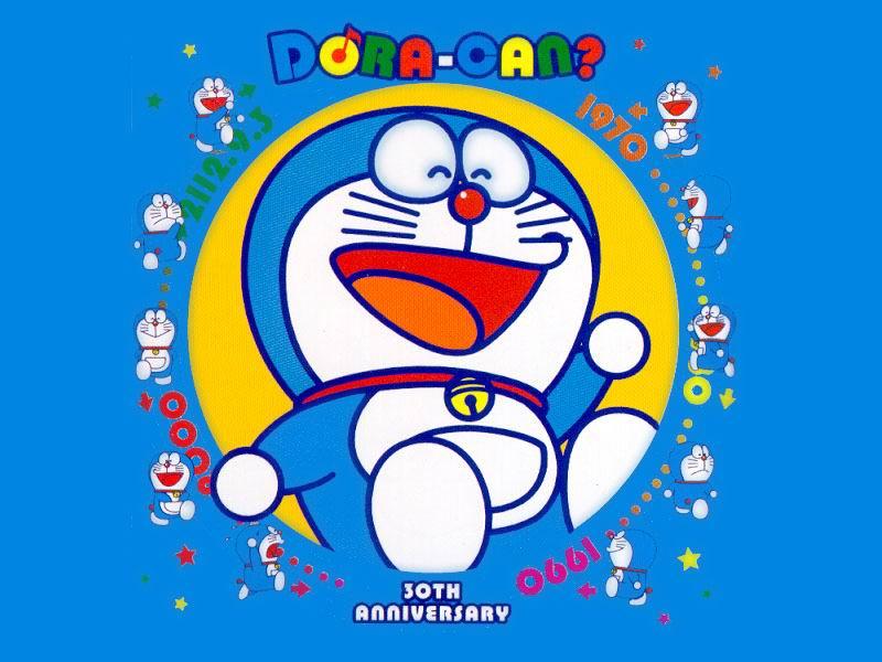 Gambar Doraemon Lucu