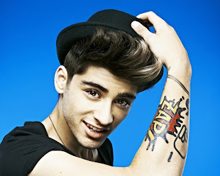 Foto Zayn Malik One Direction Tattoo 2013 NEW! Foto Zayn Malik One Direction Profil, Biodata Terbaru 2013