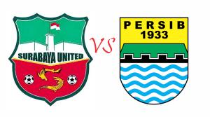 Surabaya United vs Persib Bandung