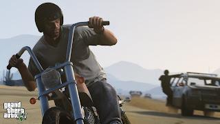 PS3 : Grand Theft Auto V