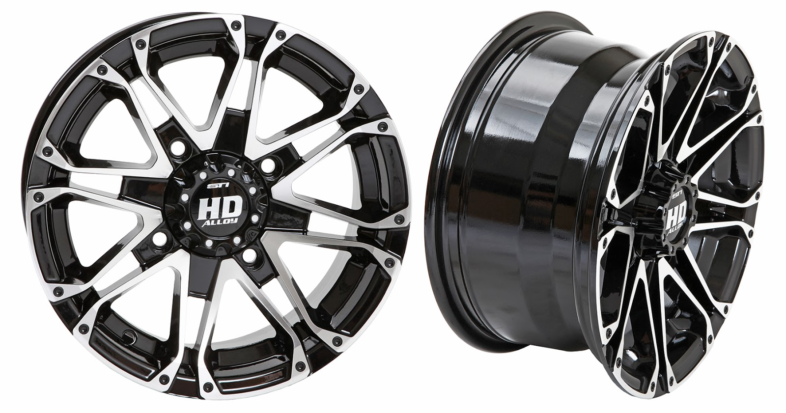 "HD3 ""50-Inch Trail Legal"" wheel"