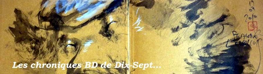 Les chroniques BD de Dix-Sept