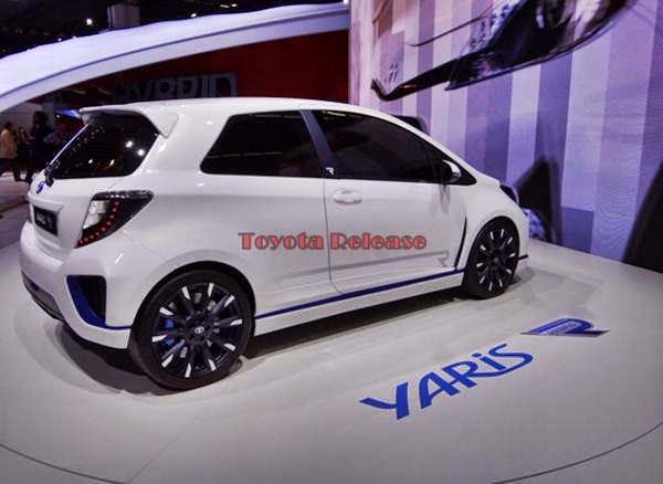 2015 Toyota Yaris Hybrid R Concept and Release Date