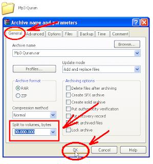 Gambar Cara TerMudah MengUpload File Besar Di File Hosting