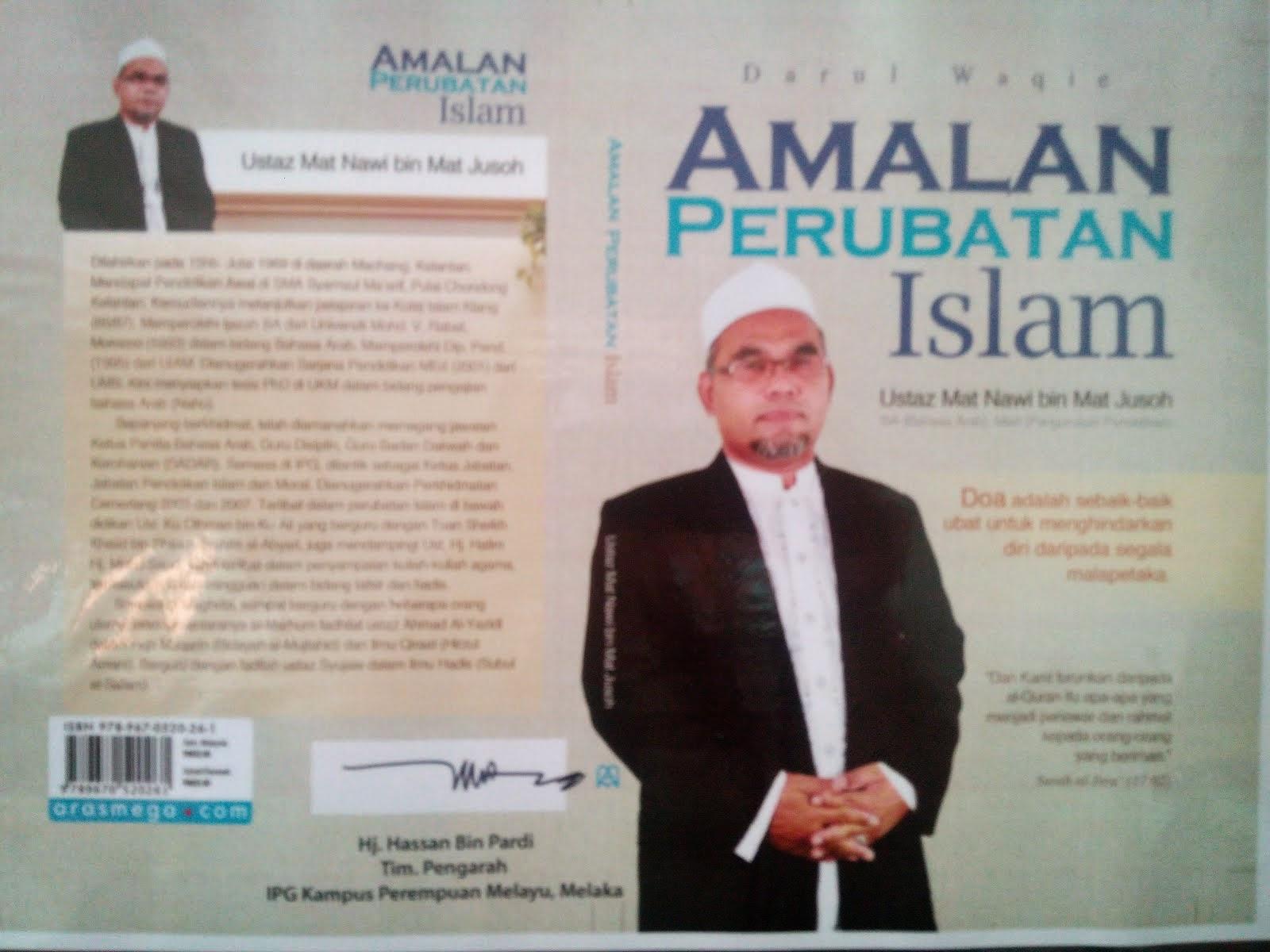 Buku Amalan Perubatan Islam