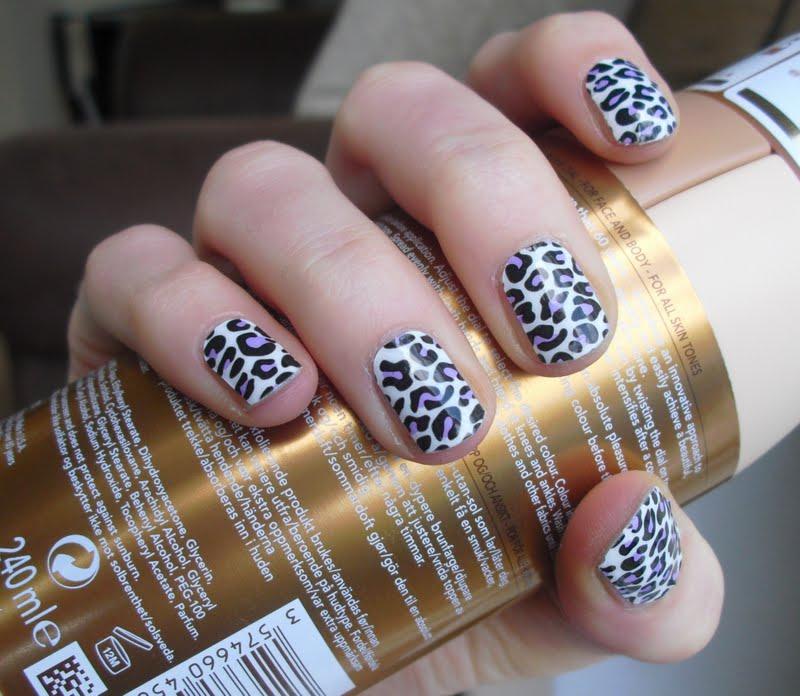 Nail Wraps Nails Inc#%