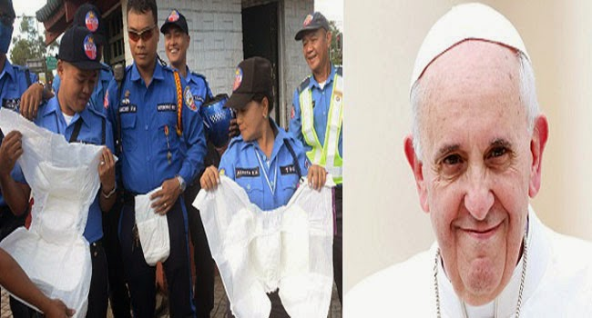 Look What Happen to the Police Officer After the Visit of Pope Francis