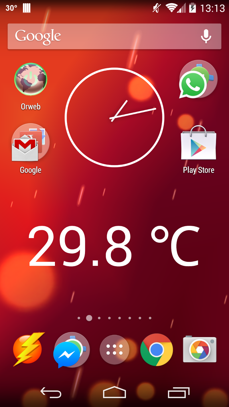 android device temperature