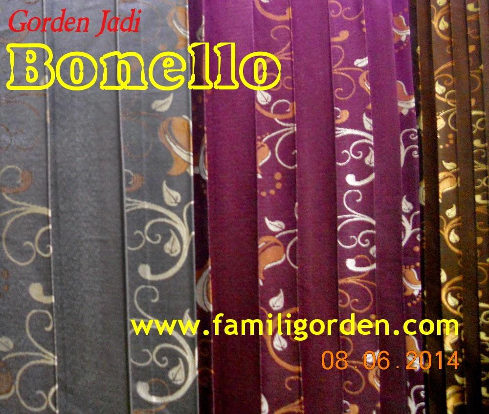 Gorden Murah Bonello