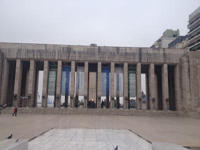 Monumento das Bandeiras Rosário Argentina