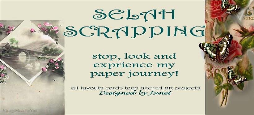 SELAH SCRAPPING