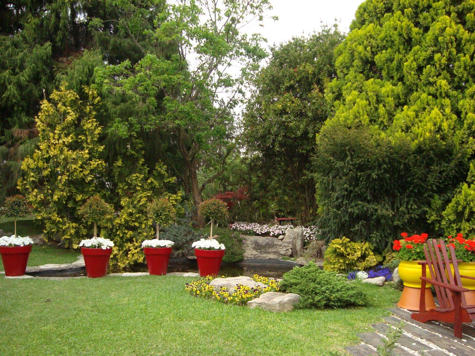 Mi jard n feliz dise o de jard n en 5 pasos for Diseno de jardin
