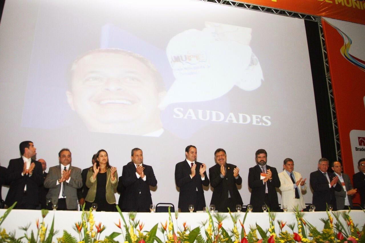 O governador do Estado Paulo Câmara, anunciou a terceira edição do FEM que vai disponibilizar R$ 263 milhões para investimentos nas cidades pernambucanas