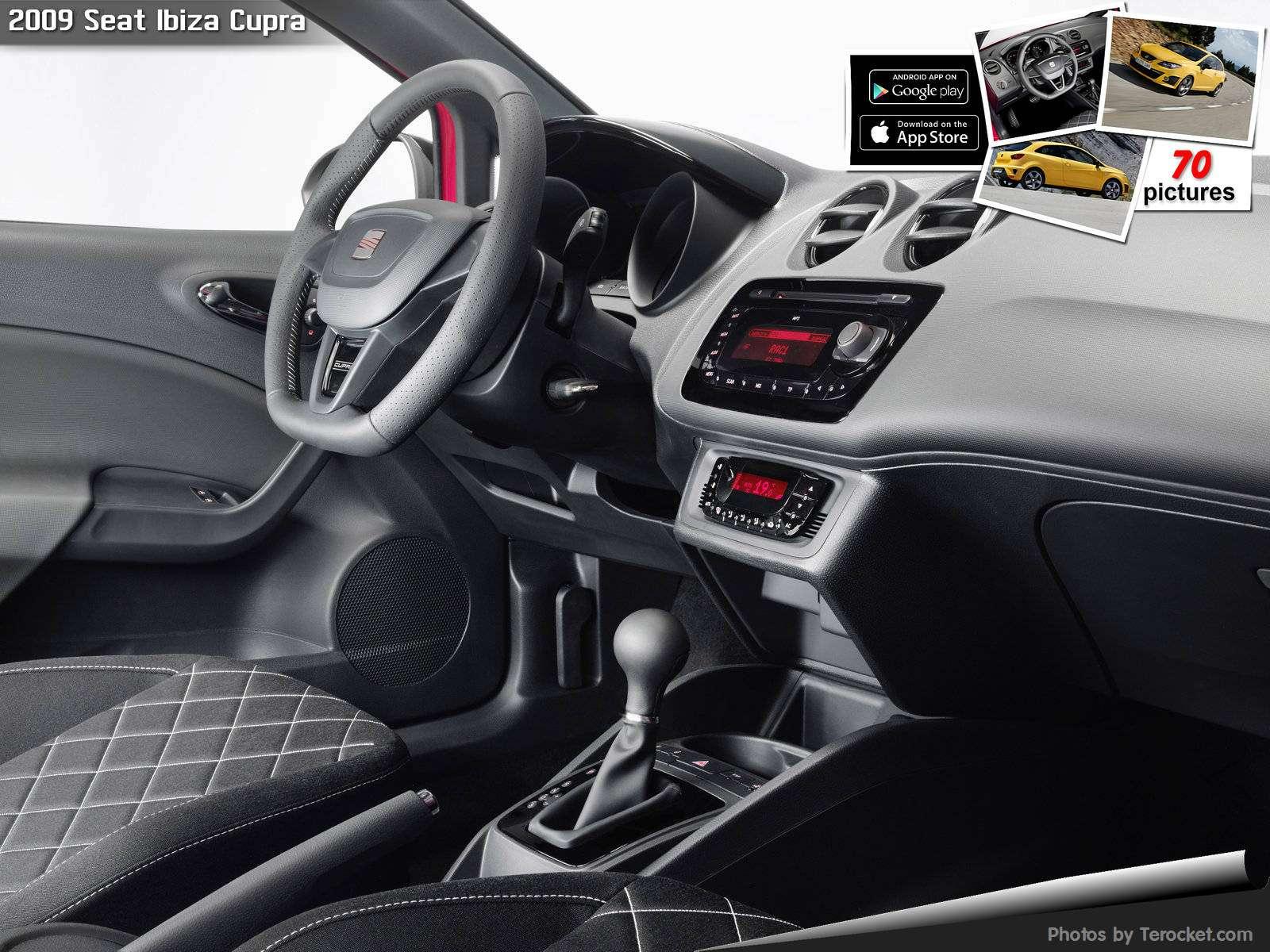 Hình ảnh xe ô tô Seat Ibiza Cupra 2009 & nội ngoại thất