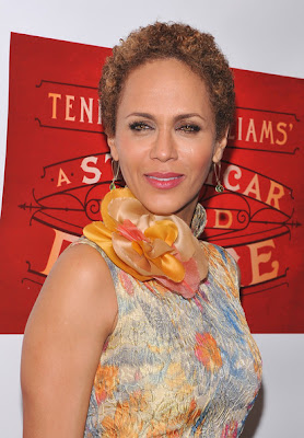 Exclusive!- Nicole Ari Parker's Natural Hair Story