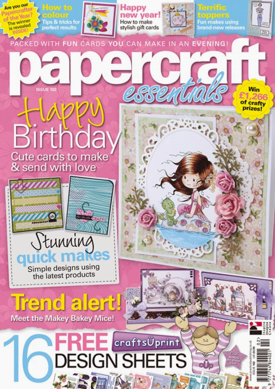 Papercraft Essentials Issue 102